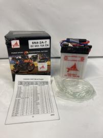 Accu 6N4-2A-7 Honda MB MT 11060