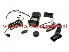 Alarmset met kabelboom Vespa Gt Gts Gtv 125 250 300 origineel 602780m