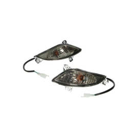 Knipperlichtset voorzijde e-keur Btc Riva / Agm vx50 / Vx50s licht smoke 136276