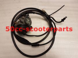 Carburateur Derbi Hunter 00G03214011 Gebruikt