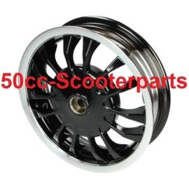 Achtervelg  Vespa Sprint zwart glans piaggio origineel 1c001636
