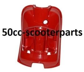 Beenschild Vespa Lx rood dragon 894 origineel 62217950r7
