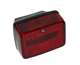Achterlicht klein model ULO Puch Maxi DMP zwart 31300