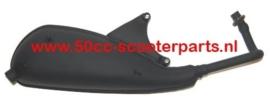 Uitlaat Vespa 4T origineel Lx S Liberty 8335603
