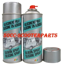 Siliconenspray spuitbus 400ML Motip 000562 - 10008527