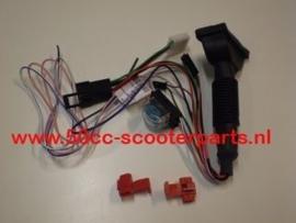Alarmkabel Kabelboom Alarm E-1 en E-Lux Alleen Voor 50cc 2T 4T 2V  602691m001