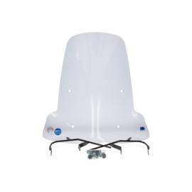 Windscherm + Bevestiging set Sym Orbit3 Smoke 80522