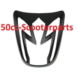 Achterlicht Rooster Vespa Primavera / Sprint mat zwart 38920