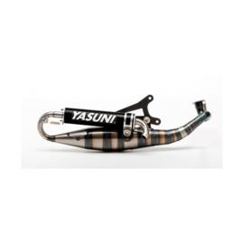 Uitlaat Yasuni Carrera City 16 Aluminium Minarelli horizontaal - Tub326 2- takt 24938