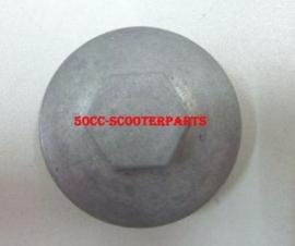 Aftapplug Oliefilterplug oliedop Gy6 50cc 4T 10gy10