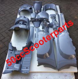 Kappenset Agm Vx50 Btc Riva Nardo Grey T5751