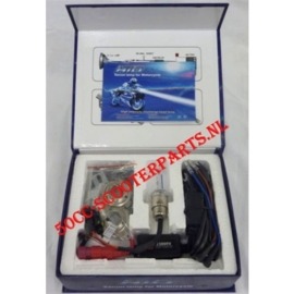 Lamp Xenon verlichting scooter xenonkit - 16X10