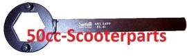 Blokkeersleutel Koppeling  Buzzetti 5499 - 41 mm