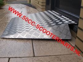 Oprijplaat / drempelplaat  tot 250 kg 121110