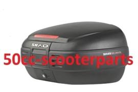 Topkoffer + slede afneembaar 49L  shad sh49 - 122027