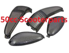 Knipperlichtglasset Gilera Runner carbon DMP 71462