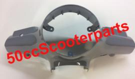 Stuurkap Voorkant Nardo Grey Agm Vx50 Btc Riva 53206-ALA6-9000