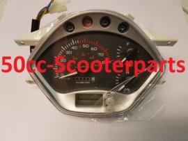 Kilometerteller Agm Vx50 / Btc Riva Euro4 136067