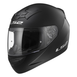 Helm integraal rookie single mono FF352 L 59/ 60 mat zwart LS2 10009581