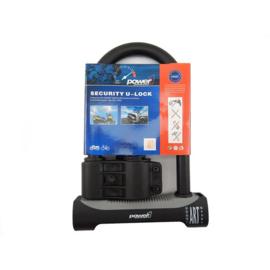 Beugelslot  Power1 ART4 u-slot 180x320mm 123290