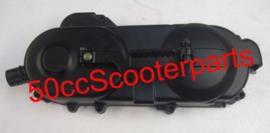 Carterdeksel compleet Agm Bella GY6 Fosti retro scooter 10inch 444102CH