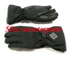 Handschoenen Doppio Stratos Zwart maat S / M / L / XL / XXL