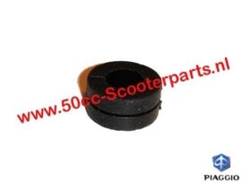 Hitteschild rubber uitlaat Piaggio & Gilera origineel 482281