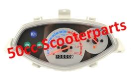 Km teller Agm Sp50 / Btc Streetline 37200-ACA7-E000-A/B