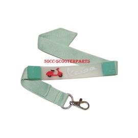 Accessoire sleutelhanger Vespa groen - 605238m001
