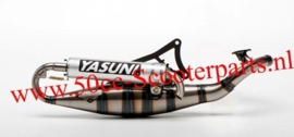 Uitlaat Yasuni R Alu Minarelli Horizontaal -Tub902