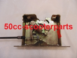 Zadelslot tgb 507  BH119904 origineel gebruikt