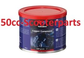 KOPERVET (COPPER GREASE) VALVOLINE BLIK 500gr 2560