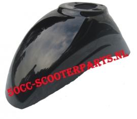 Voorspatbord Vespa S Zwart Lucido 94  - 6665300090
