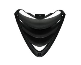 Rooster Voorscherm Piaggio Zip 2000 Sp Zwart Onder Origineel 577028