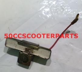 Resistor 30W-5,90 Ohms Peugeot Zenith 724153 gebruikt