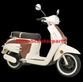 Belissimo Retro Scooter 25km