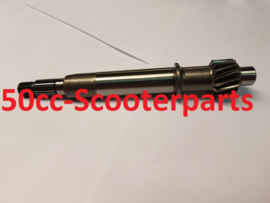 Vertanding Snel Agm Vx50 / Btc Riva 25km Euro4 23411-SQ5A-9100