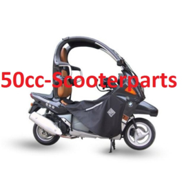 Beenkleed Thermoscud Bmw C1 Tucano Urbano R034