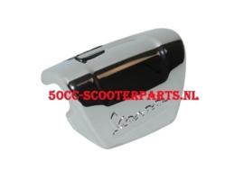 Afdekkap oppakbeugel Vespa Sprint chroom origineel 1b001288