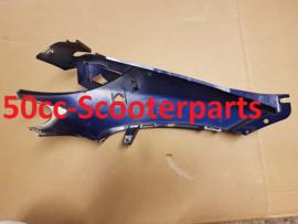 Zijkap links blauw Peugeot Vivacity 2t 333028CH gebruikt