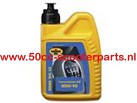 Olie  kroon 80W90 Vertandings olie 10008336