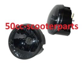 Koplamp Vespa Lx Smoke DMP 42829