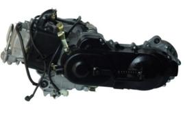 Motorblok Agm Bella Fosti Retro scooter blok gy6 139QMB 4T Compleet 12inch