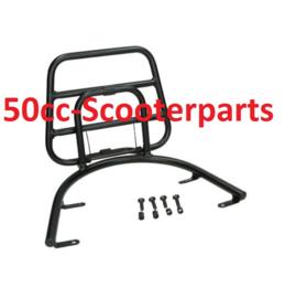 Achterdrager opklapbaar Ecooter Eco2 zwart mat origineel 136240