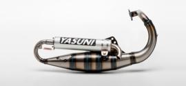 Uitlaat Yasuni R Alu Peugeot 2T - Tub1002