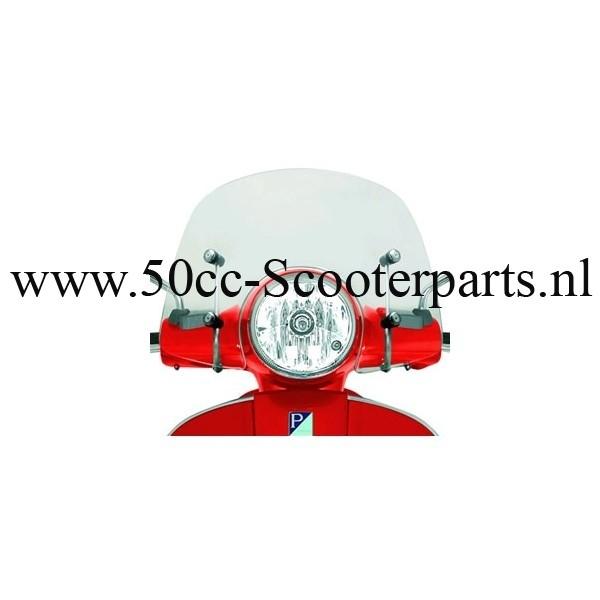 Windscherm Vespa GT200 GTS origineel  laag complete set 602953