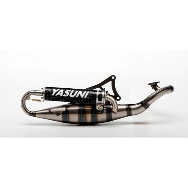 Uitlaat Yasuni R Carbon Minarelli horizontaal - Tub902c