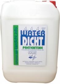Waterdicht/Waterafstotend tent, Pretentine 10 liter
