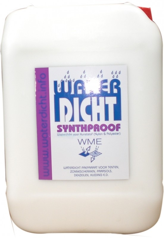 Waterdicht/Waterafstotend paardendeken, Synthproof 10 liter