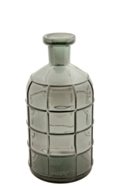 Vase Dordogne M grey